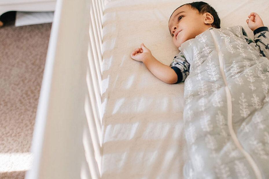Vodič o vrećama za spavanje za bebe