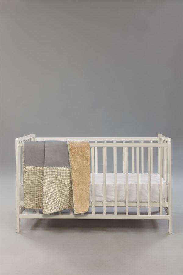 Prekrivač za bebe zimski – golub