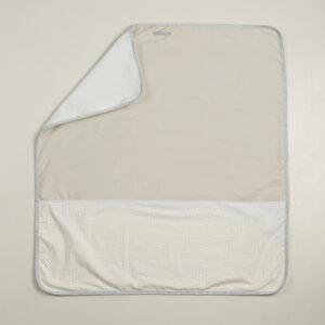 Prekrivač za bebe (pamuk-pliš) miš