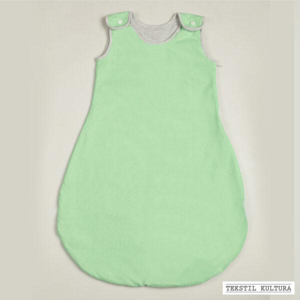 Vreća za bebe – TERMO – zelena